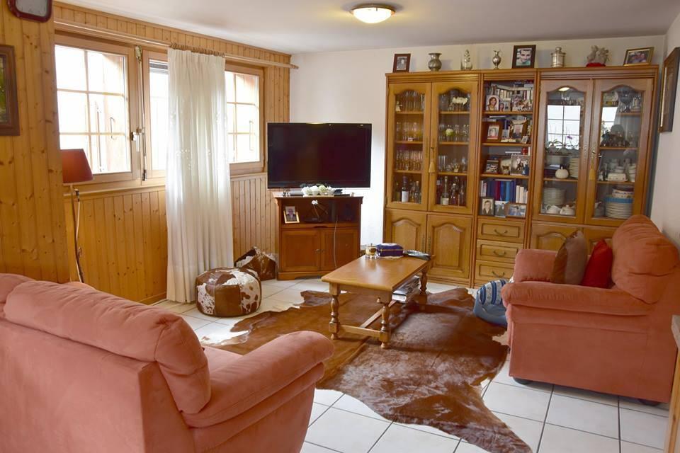 Appartement 4 pièces à Montagnier (Le Châble VS)