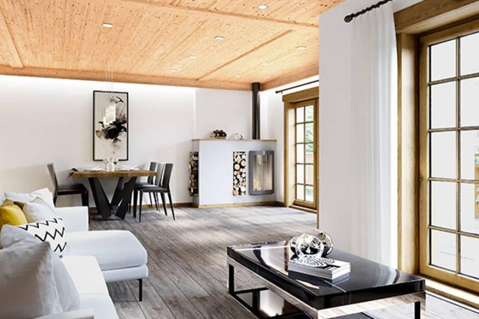 Appartement 3 pièces à Château-d'Oex