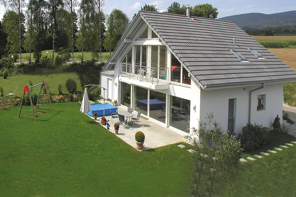 Villa Individuelle 5.5 pièces à Châtel-St-Denis