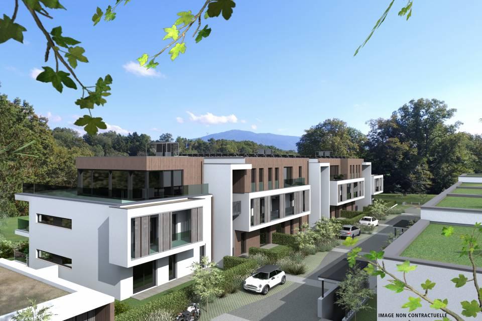 Appartement 4 pièces à Hermance