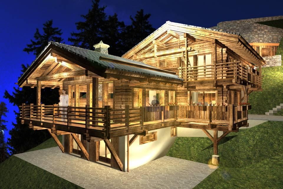 Villa Individuelle 5.5 pièces à Verbier