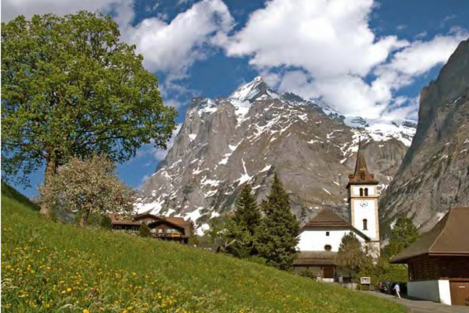 Chalet 7 pièces à Grindelwald