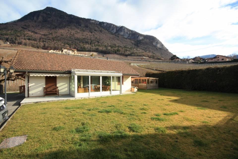 Villa Individuelle 3.5 pièces à Yvorne