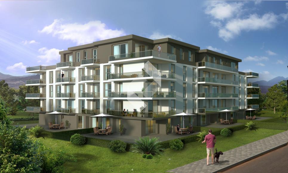 Nouvelle promotion à Sion-ville, proche de toutes commodités, construction Minergie