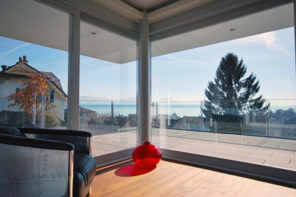 Duplex 6.5 rooms in Lausanne