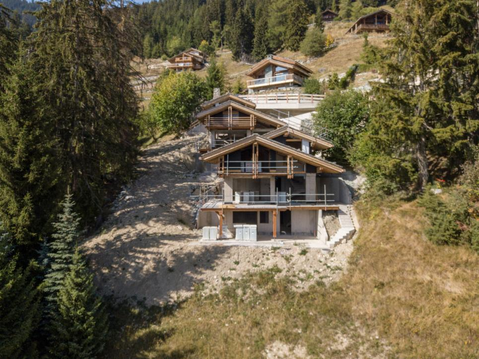For sale promotion in verbier beau soleil conseils