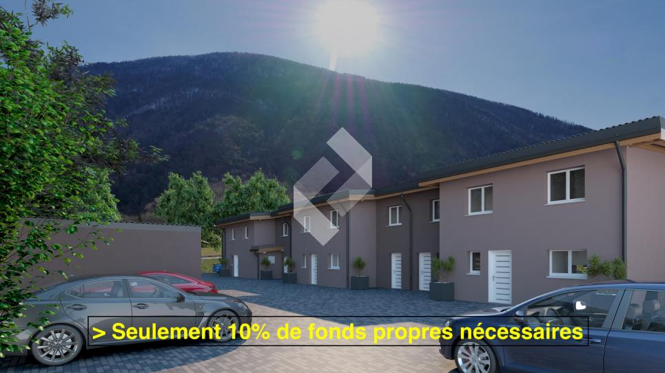 10 % de fonds propres nécessaires seulement !