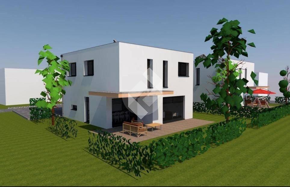 2 villas individuelles, cadre agréable