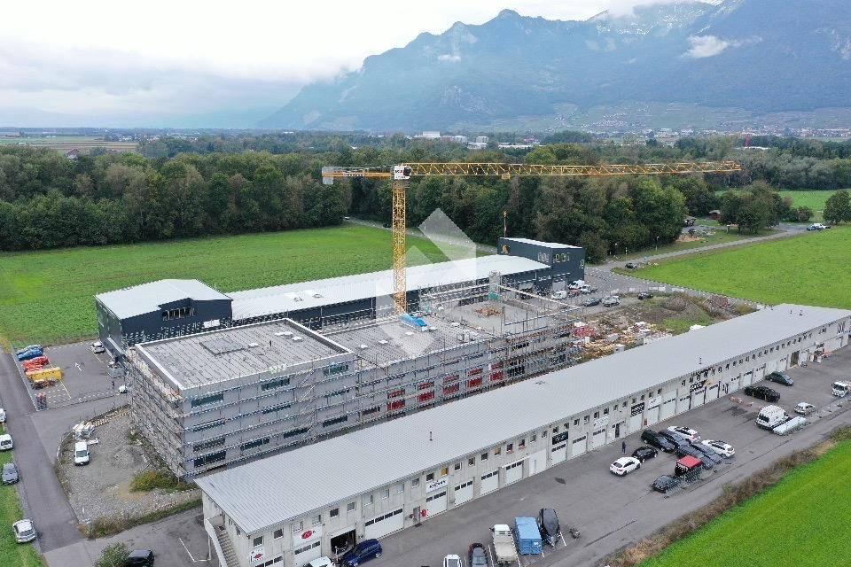 Halles industrielles ZI Les Rosses ! Construction de qualité !