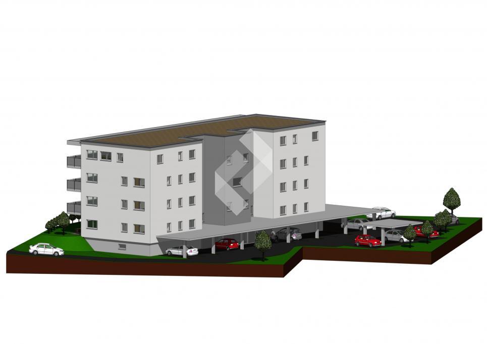 4,5 pièces en 1er étage  à Aproz - Commune de Sion - Future promtion
