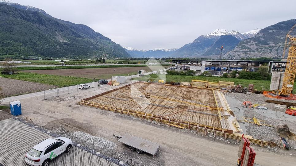 Halle industrielle modulable - 8 lots de 130m2