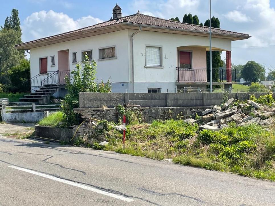 Maison à louer avec jardin et garage
