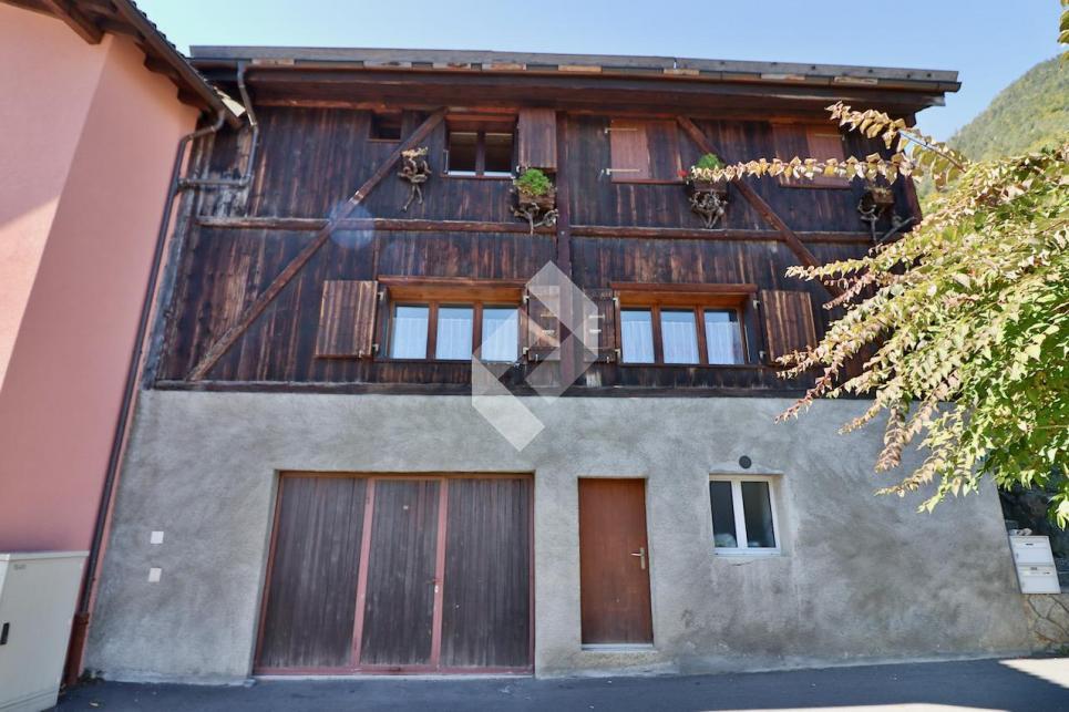 Appartement 2.5 pièces à La Fontaine (Martigny-Combe)