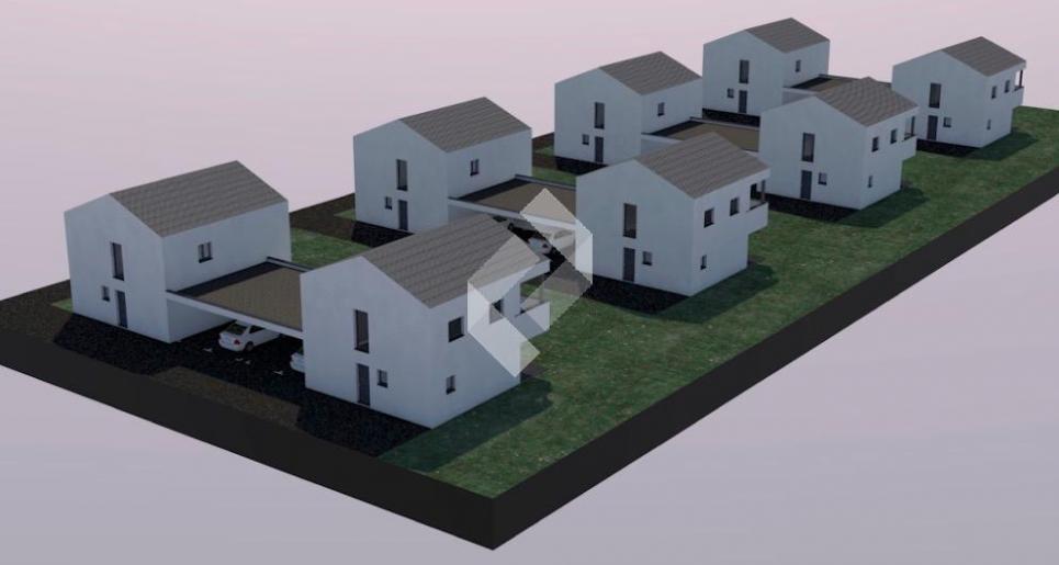 Belle villa dans une nouvelle promotion de 8 villas
