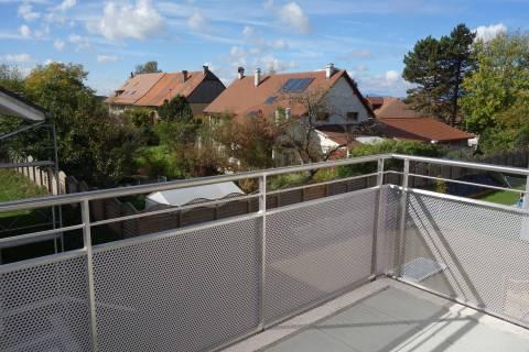 Nice balcony of 8 m2