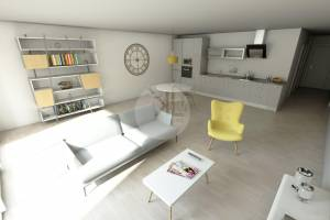 Appartement 3.5 pièces - 97 m²