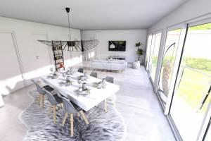 Appartement 3.5 pièces - 111 m²