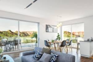 Appartement 2.5 pièces - 72 m²