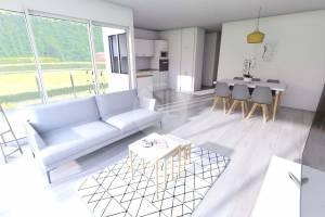 Appartement 3.5 pièces - 106 m²