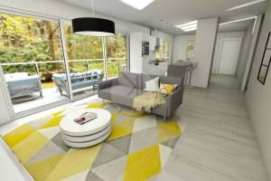 Appartement 3.5 pièces - 92 m²