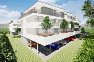 Appartement 3.5 pièces - 104 m²