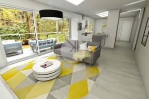 Appartement 4.5 pièces - 105 m²