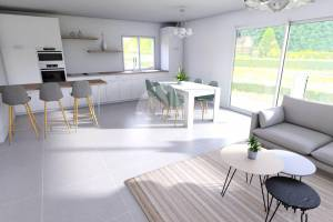 Appartement 3.5 pièces - 102 m²