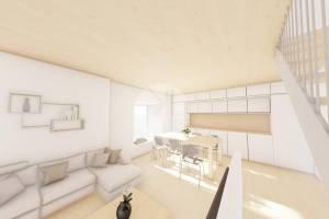 Maison 3.5 pièces - 87 m²