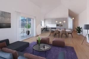 Appartement 3.5 pièces - 126 m²