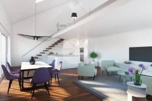 Appartement 4.5 pièces - 146 m²