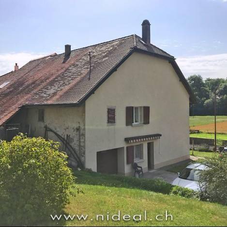 Ste croix immobilier par acheter louer ch appartements for Location studio yverdon